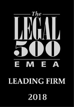 Analysis of The 2018 Legal 500 Ranking Results – Who Were the Big Winners?