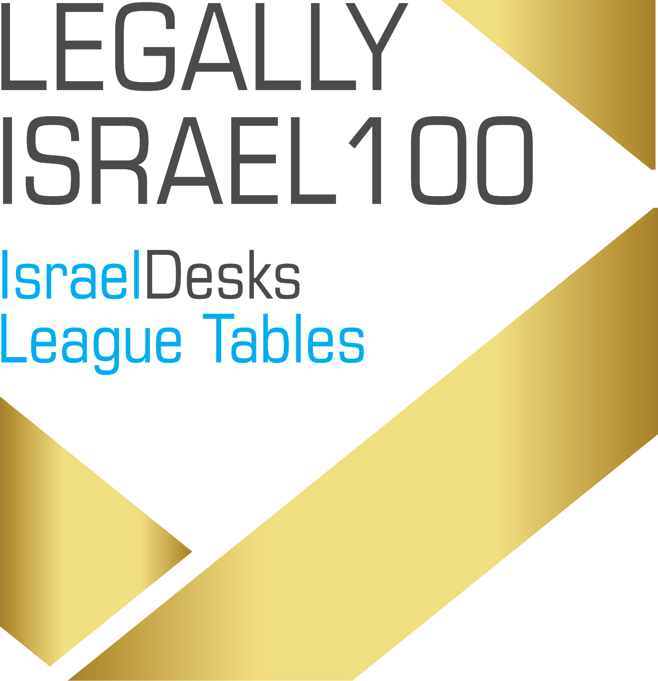 Legally Israel 100 – Will be Published April 11th 2019
