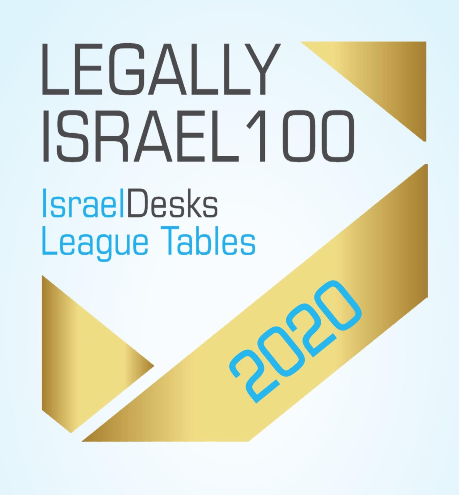 2020 Ranking of International Law Firms with an Israel Desk