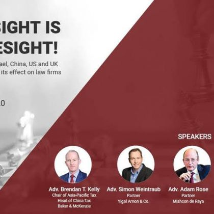 Our Hindsight Is Your Foresight! Covid-19 And Its Effect On Law Firms Webinar