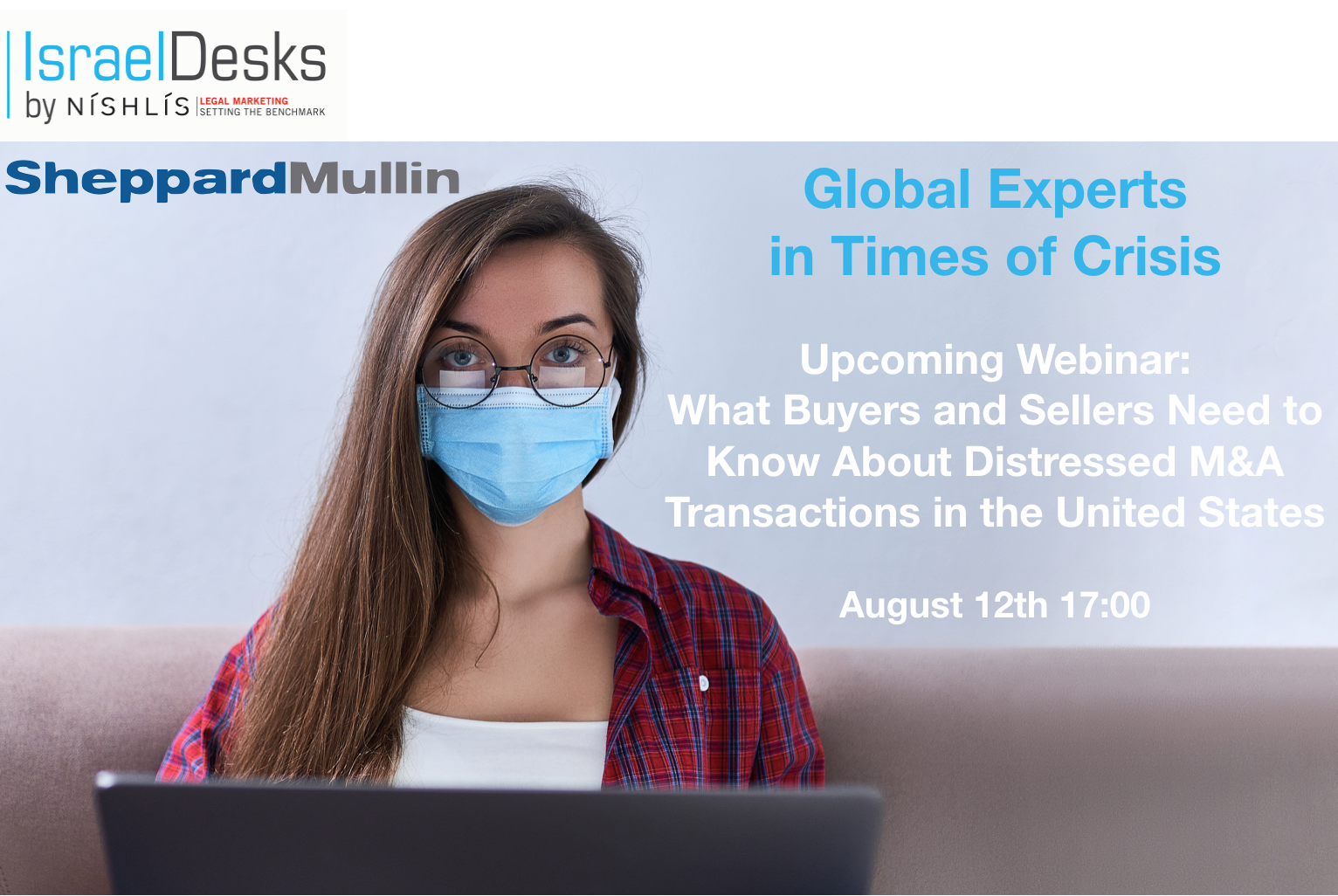 What Buyers and Sellers Need to Know About Distressed M&A Transactions in the United States – Webinar
