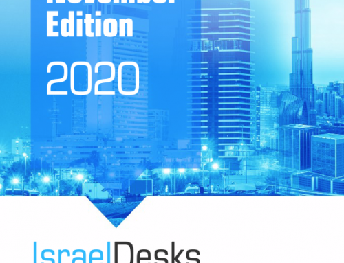 Israel Desks Magazine  – November UAE and Women in Law Special Edition