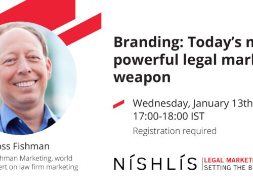 Branding: Today's most powerful legal marketing weapon – Webinar
