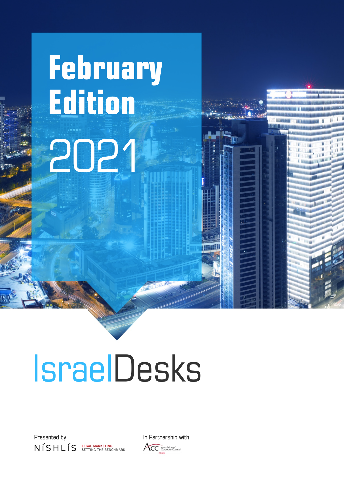 IsraelDesks Magazine – Renewable Energy, Poland and Defining Deals of 2020