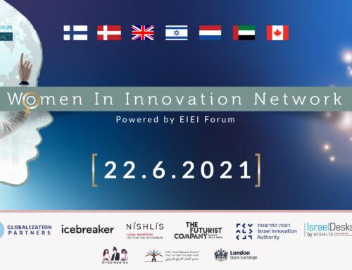 Women In Innovation Network – Invite