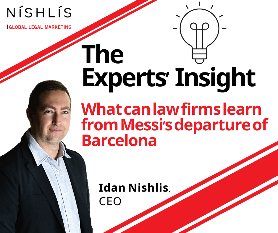 What the Legal Sector Can Learn from Messi's Leaving of Barcelona