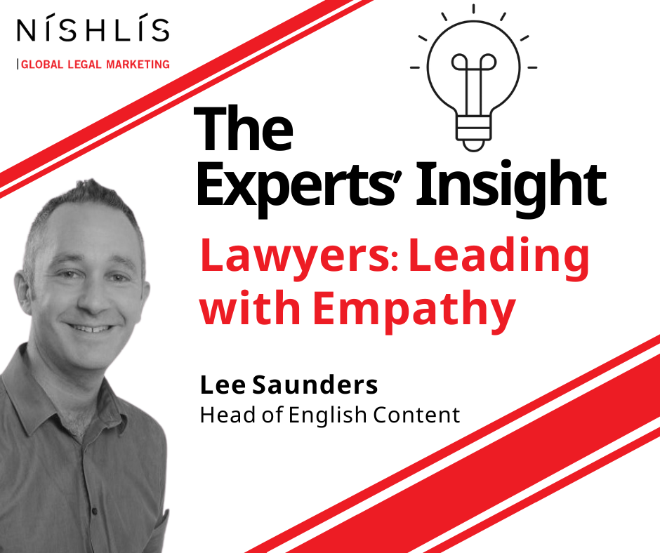 Lawyers: Leading with Empathy